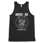 CAT MAGIC PUNKS Abolish (M)ICE Unisex Tank