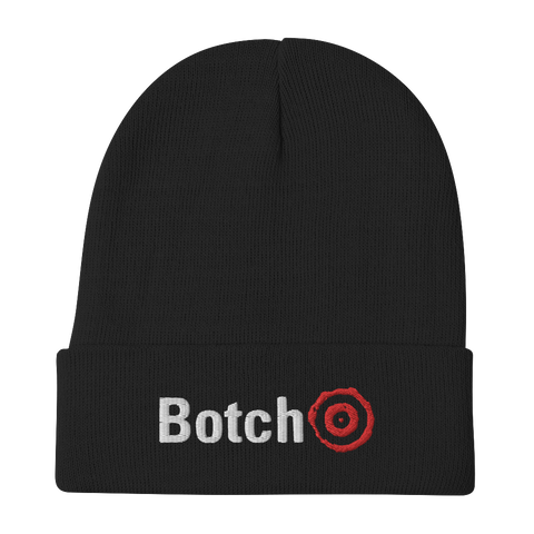 BOTCH Romans Embroidered Beanie