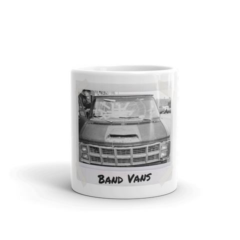 BAND VANS Polaroid Mug