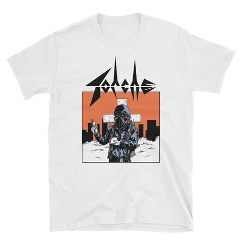 TORCHE Tacocution Mania White Shirt