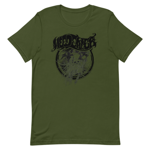 WEEDEATER Blackbeard Olive Shirt