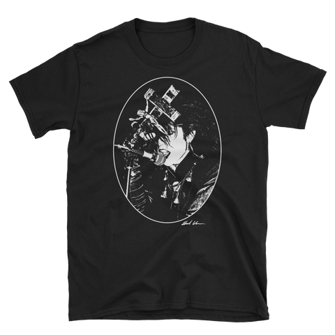 EDWARD COLVER PHOTOGRAPHY Rozz Williams / Christian Death Shirt