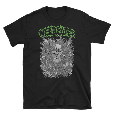 WEEDEATER Goat Shirt