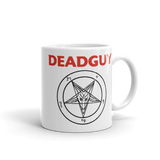 DEADGUY Death To False Metal Mug