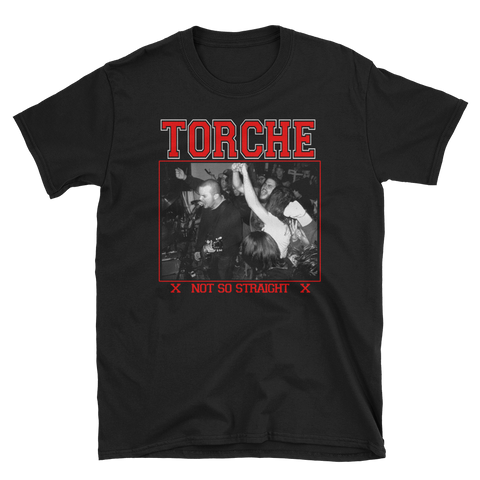 TORCHE Not So Straight Shirt