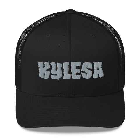KYLESA Embroidered Trucker Cap