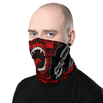 ABOMINABLE ELECTRONICS Demon Lung Neck Gaiter / Face Mask