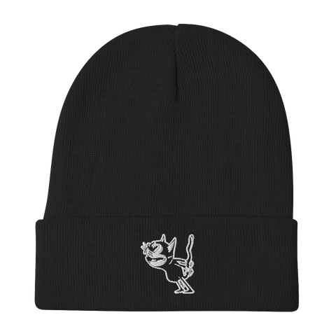HAYDEN MENZIES Eager Cat Beanie