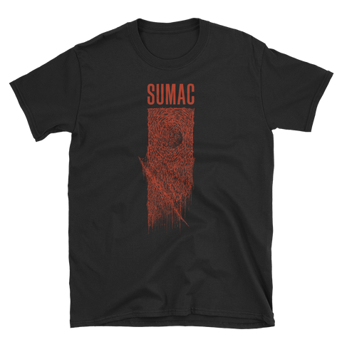 SUMAC Attis Black Shirt