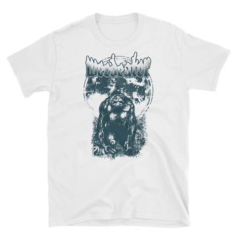 WEEDEATER Moon Ape White Shirt