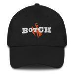 BOTCH Cowboy Embroidered Hat