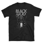 BLACK GOD Guitar Shirt