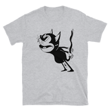 HAYDEN MENZIES Eager Cat Shirt Black/Navy/White/Grey