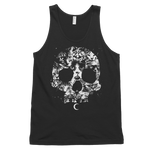 CAT MAGIC PUNKS Cat In The Brain Unisex Tank