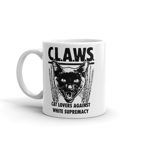 CAT MAGIC PUNKS CLAWS Mug
