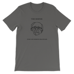 THE BODY The Bernie Shirt - Asphalt Grey