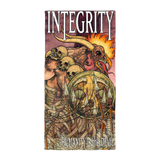 INTEGRITY Humanity Is The Devil Beach Towel