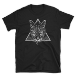 CAT MAGIC PUNKS Four Eyes Shirt