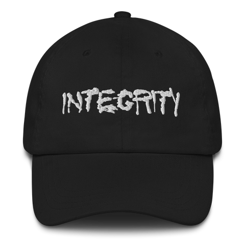INTEGRITY Logo Embroidered Hat