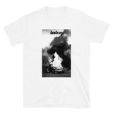 THOU Destroy Shirt White
