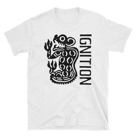 IGNITION Machination White Shirt