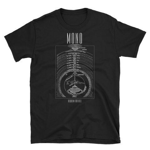 MONO Inferno Diagram Shirt