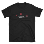 BLACK HEART PROCESSION Crossed Out Shirt