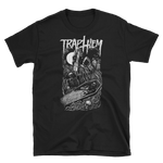 TRAP THEM Graveyard Chainsaw Shirt