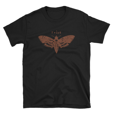 RODAN Moth Black Shirt
