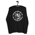 CAT MAGIC PUNKS Stay Home Long Sleeve