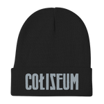 COLISEUM Embroidered Beanie