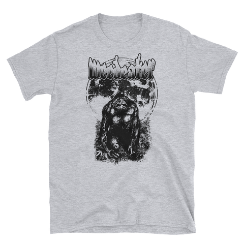 WEEDEATER Moon Ape Grey Shirt