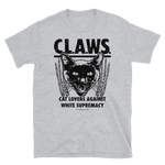 CAT MAGIC PUNKS CLAWS White/Grey Shirt