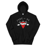 JUNE OF 44 Heart Pullover Hoodie