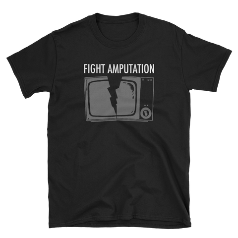FIGHT AMP TV Logo Shirt
