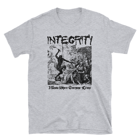 INTEGRITY Everyone Lives Shirt