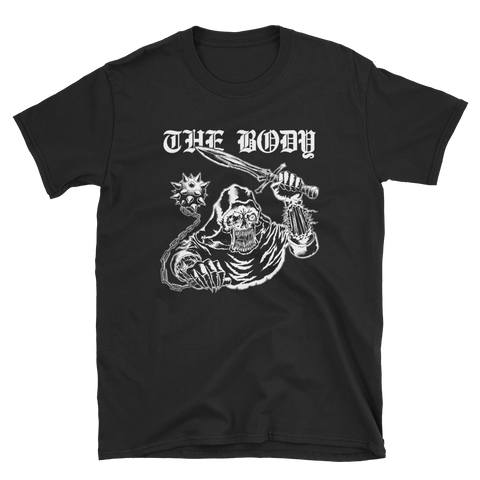 THE BODY Sword Ghost Shirt