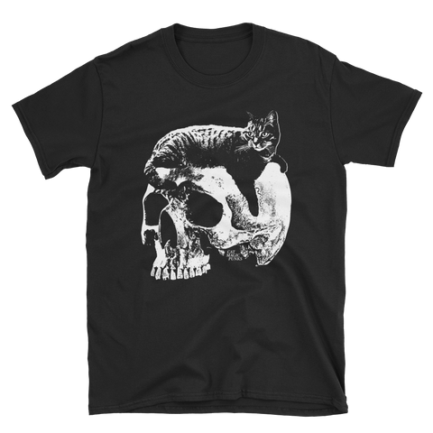 CAT MAGIC PUNKS Willie Skull Shirt