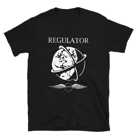 REGULATOR WATTS Globe Shirt Black