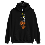 CAT MAGIC PUNKS Halloween Babylon Pullover Hoodie - LIMITED EDITION!