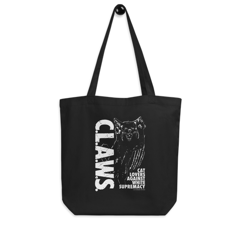 CAT MAGIC PUNKS CLAWS Kitten Tote Bag