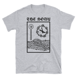 THE BODY Barbed Wire White/Grey Shirt