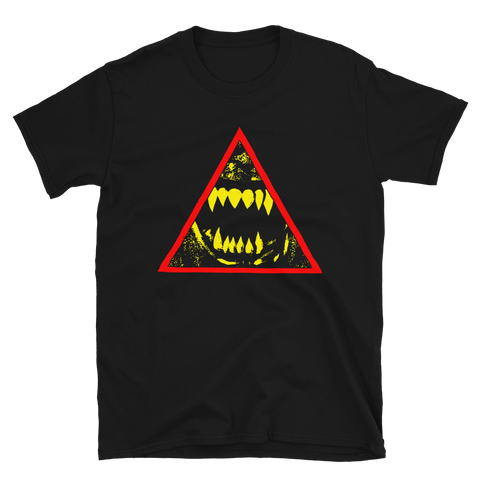 RYAN PATTERSON Fang Triangle Shirt