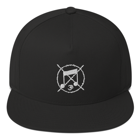 MAGRUDERGRIND Logo Embroidered Snapback Hat
