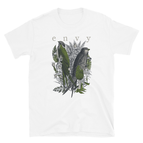 envy Birds White Shirt