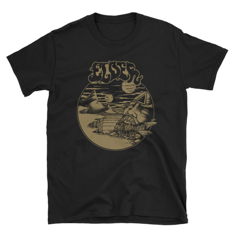 ELDER Lost Lands Gold Shirt