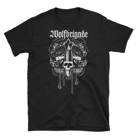 WOLFBRIGADE Feral Blood Shirt