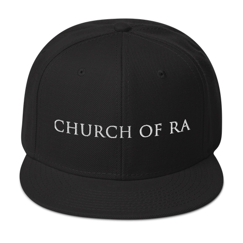 AMENRA Church Snapback Hat