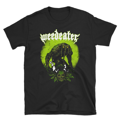 WEEDEATER Swamp Black Shirt
