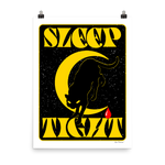 RYAN PATTERSON Sleep Tight Art Print